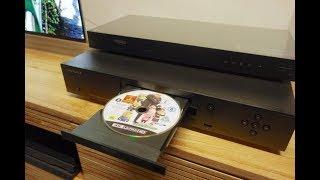 LG UP970 und Oppo UDP 203 UHD Blu-ray Player im Test, Startschuss für Dolby Vision