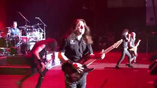 Anthrax Cowboys From Hell/Caught In A Mosh LIVE in Tokyo