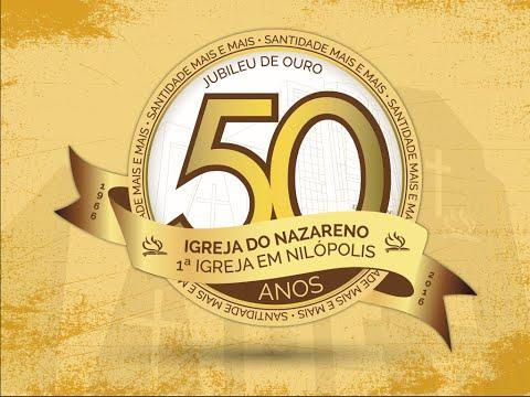 Culto Online - 09/10/2016 - 1ª Igreja do Nazareno em Nilópolis