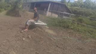 My first dangerous Gab! / FPV Freestyle \