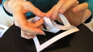 3-D Snowflake Tutorial