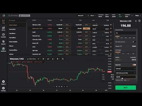 Bitcoin trading chart live
