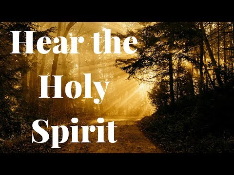 Hear the Holy Spirit - A Course in Miracles Meditation - David ...