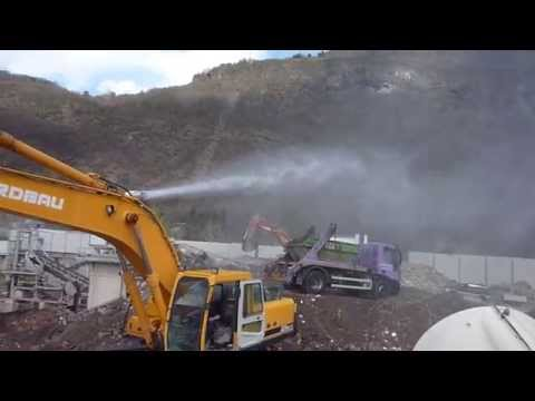 Tecpro | Dust Suppression | V22 Dust Cannon