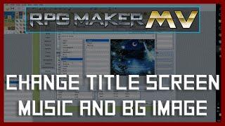 rpg maker mv how to change title screen music - मुफ्त