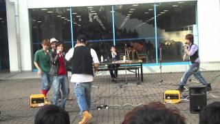 じゃ~んずΩ/2011東海大学学祭-あなただけ見つめてる