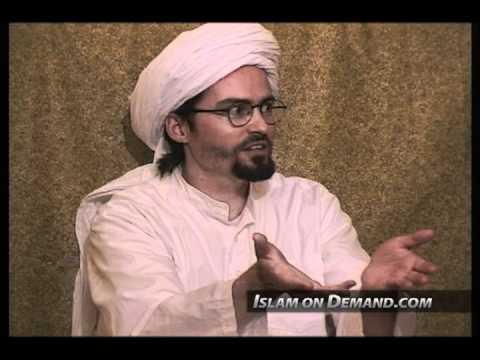 The Man's Weakness For the Woman - Hamza Yusuf