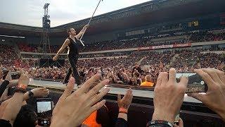 Depeche Mode -Spirit Tour- Prague 24. 5. 2017 - Stripped, Enjoy the Silence, Never Let Me Down Again