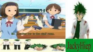 Picture of a TV show: Law Of Ueki