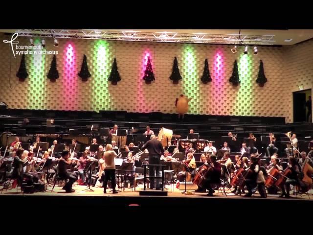 Festive Stage Invasion – Bournemouth Symphony Orchestra