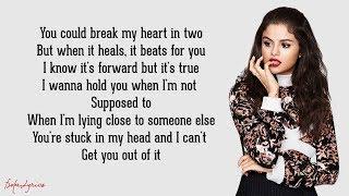 Back To You   Selena Gomez (Lyrics)