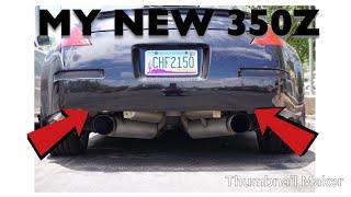 350z build begins HOW TO: NISSAN 350Z Rear bumper CUT/DELETE