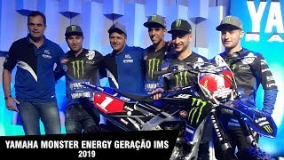 IMS e Yamaha Monster Energy Geração - VÍDEO