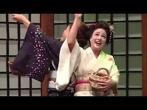 Preview video Duetto dei fiori (Butterfly-Suzuki) - atto 2° - G. Puccini - Madama Butterfly