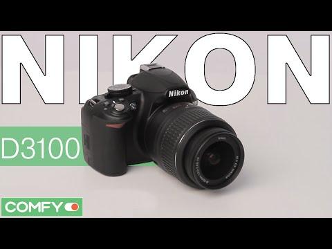 Фото - Фотокамера со сменным объективом Nikon D3100 Kit AF-S DX 18-55 VR