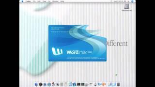 iMac G3 Software