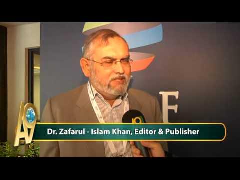 dr zafarul islam khan editor and publisher