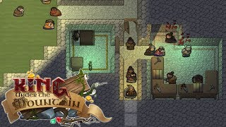 King Under the Mountain - Dwarf Mountain Hold Building Sim