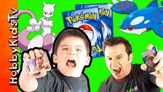 POKEMON Game with HobbyPig vs HobbyGuy! Part 2