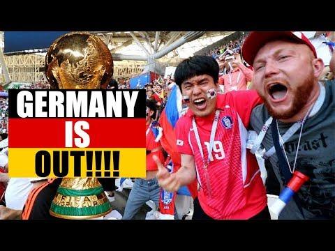 GERMANY VS SOUTH KOREA LIVE | KAZAN WORLD CUP 2018