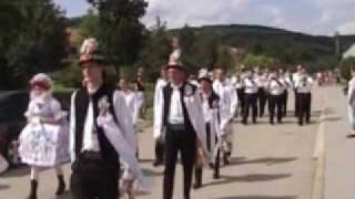 preview picture of video 'HODY 2009 Horní Bojanovice'
