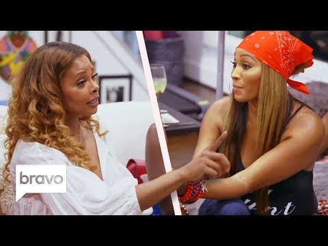 Eva Marcille Gets Confronted by All the 'Wives | Real Housewives of Atlanta | Bravo
