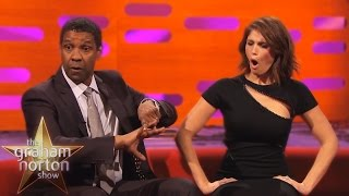 Denzel Washington Shows Graham His Magic Finger - The Graham Norton Show