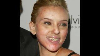 Голливудские звезды без макияжа! Жесть!