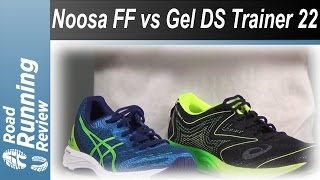 asics gel ds trainer 22 damen test
