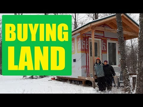 Buying Land / Top 5 Pitfalls / Don't Make These Mistakes / Cabin Life Ep 25