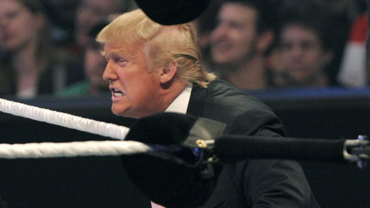 Does Trump Think Wrestling Is Real? thumbnail