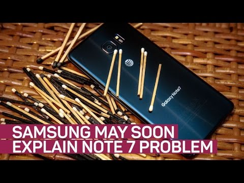 Samsung may finally explain Note 7 failure on Monday