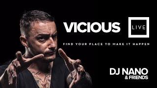 DJ Nano & Friends (Carlos Jean, Ed Is Dead Y Echedey Molina)- Vicious Live @ Www.viciousmagazine.com