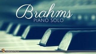 Brahms - Piano Solo