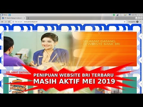 Website BRI Palsu 2019 Terbaru PestaRakyat.ML