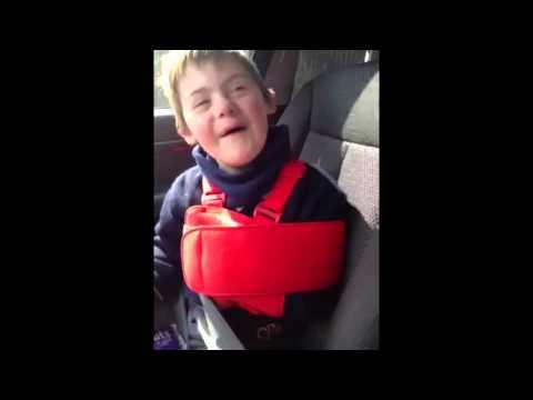 Ver vídeoSíndrome de Down: Que él te diga hasta dónde puede llegar