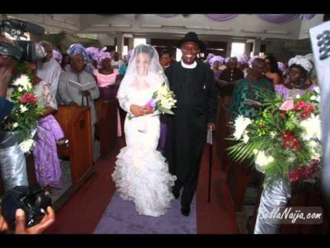 Mike Ezuruonye White Wedding