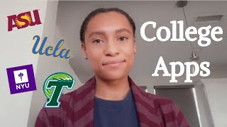 The Basics - Part 1 of College Apps Series