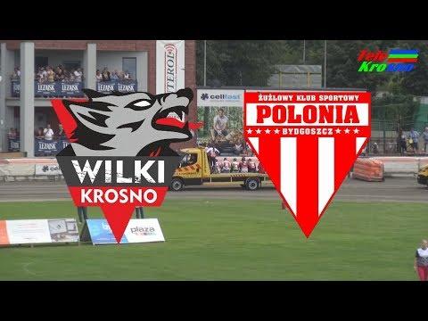 WIDEO: Wilki Krosno - Polonia Bydgoszcz 37-53 [SKRÓT MECZU]