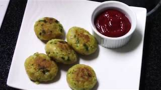 Oats Rice Pattis | Cutelet | kabab from Left over Rice | RinkusRasoi
