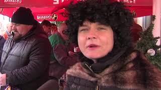 Dolní Benešov - Mikulášská nadílka v Armatury group  Hlucinsko.TV