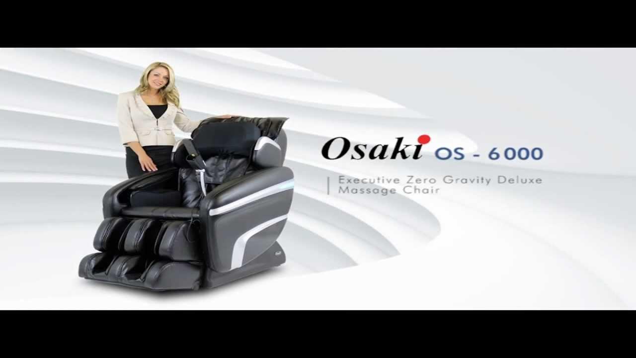 Osaki OS-7200H Massage Chair Introduction