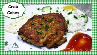 The Best Crab Cakes ~ How To Make Easy Crab Cake Recipe