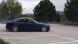 Bmw e46 328 ci drift