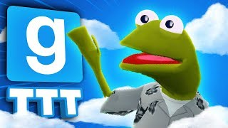 HE JUST WANTS TO FLY! | Gmod TTT