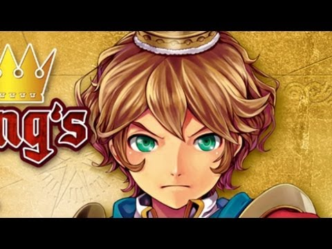 Видео № 0 из игры Little King's Story [Wii]
