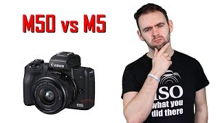 Canon M50 BETTER than the M5?