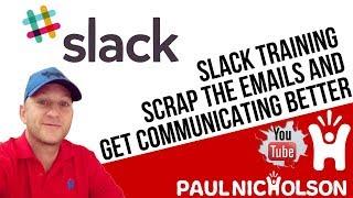 SlackBeginnerTutorialTraining-FullHowToUseSlack