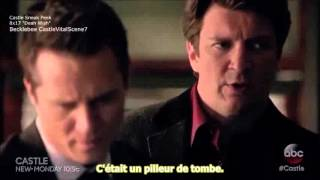 "Castle 8x17 ""Death Wish"" Sneak Peek #1 (VostFr)"