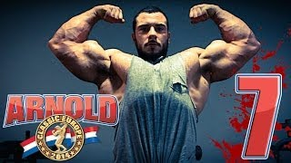 Lorenzo Becker - Road to Arnold Classic / Ep7